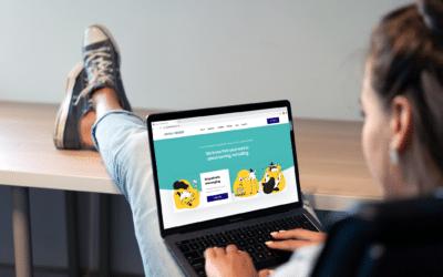Social Broker web design and development
